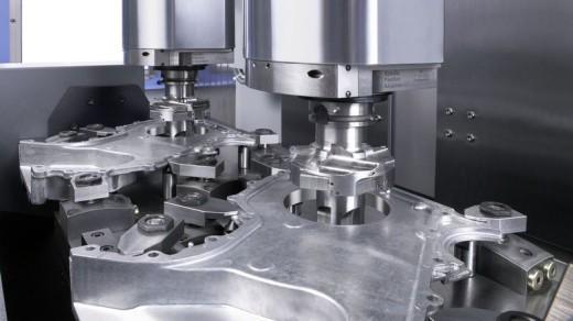 Aplicatii ale CNC-urilor CHIRON FZ 18