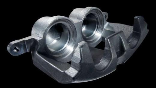 Bremssattel | CHIRON FZ 18 L = 300 mm B = 170 mm H = 90 mm