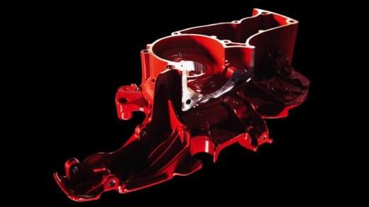 Gehaeusedeckel | CHIRON FZ 15 L = 320 mm B = 140 mm H = 65 mm